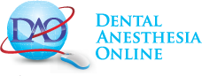 Dental Anesthesia Online